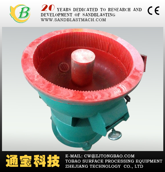 Vibratory Tumbler Machines and Equipment for Deburring and Polishing/Vibratory Finisher