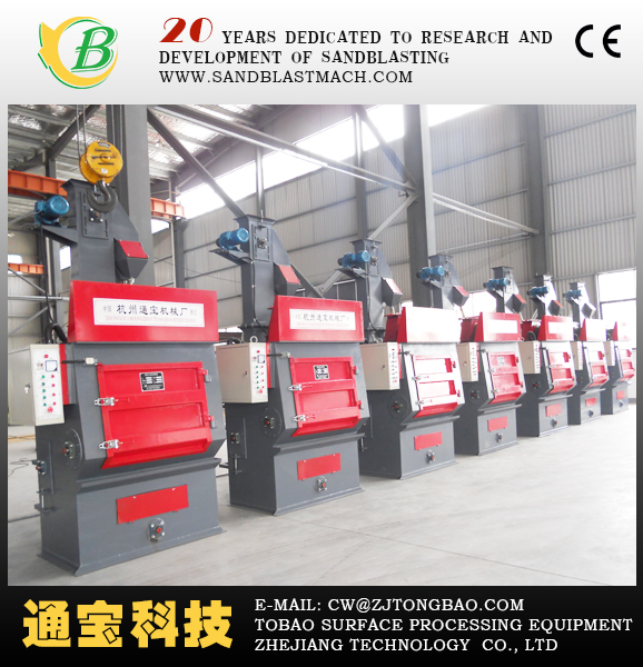 apron type shot blast cleaning machine/Tumblast Crawl Apron shot blasting machine