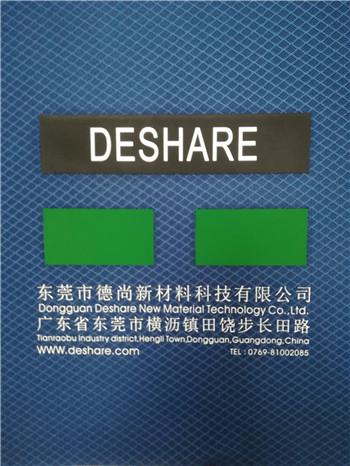 Nylon high-density waterbase rubber ink for screen printing