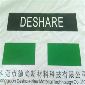 Matte waterbase rubber ink for screen printing for top covering
