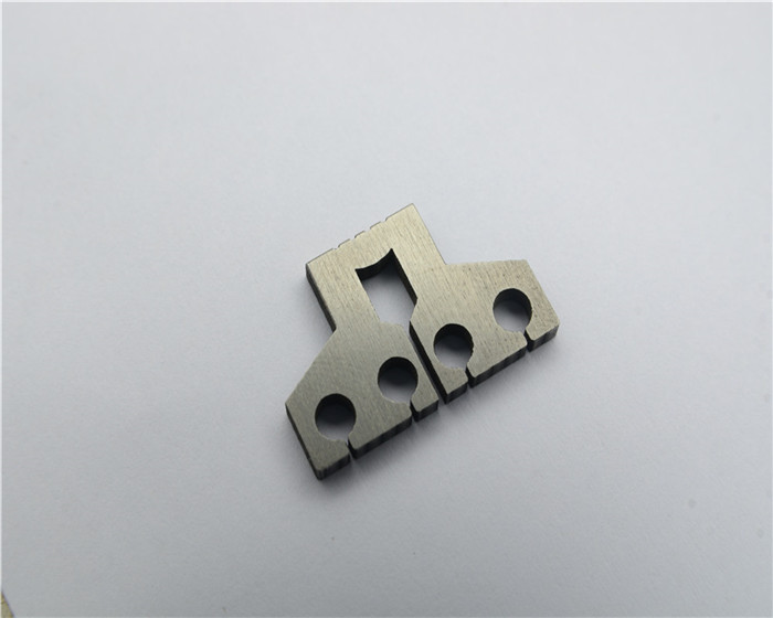 Welding heads for SMD inductance