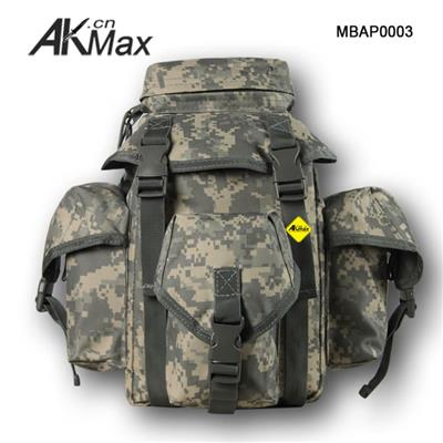 U.S Military Backpack ALICE Field Pack Small Size Digital Grey