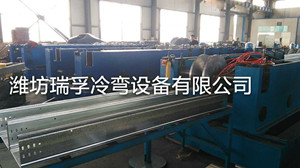 China Cable tray roll forming machine supplier/production line