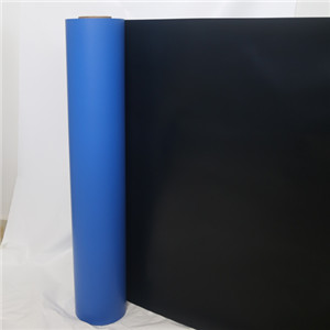 PET aluminum laminated film used as surface material