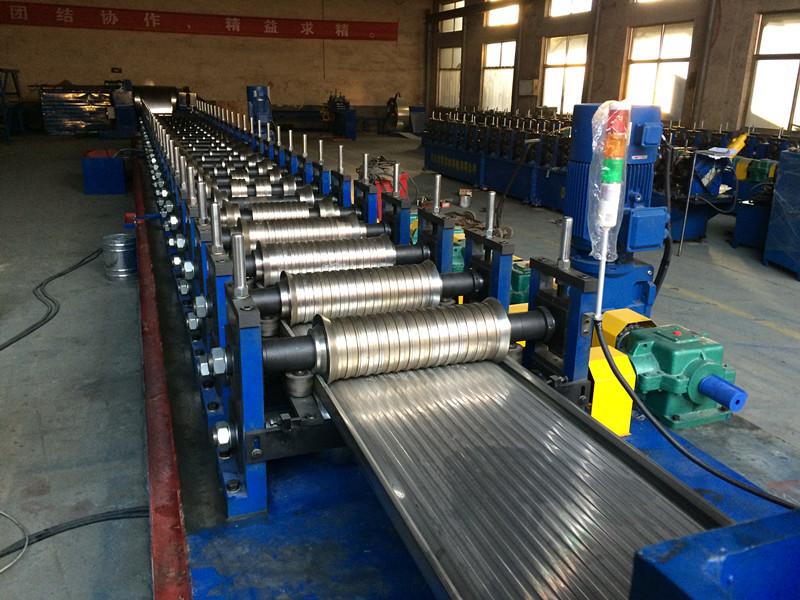 China Collecting electrodes roll forming machine supplier/production line