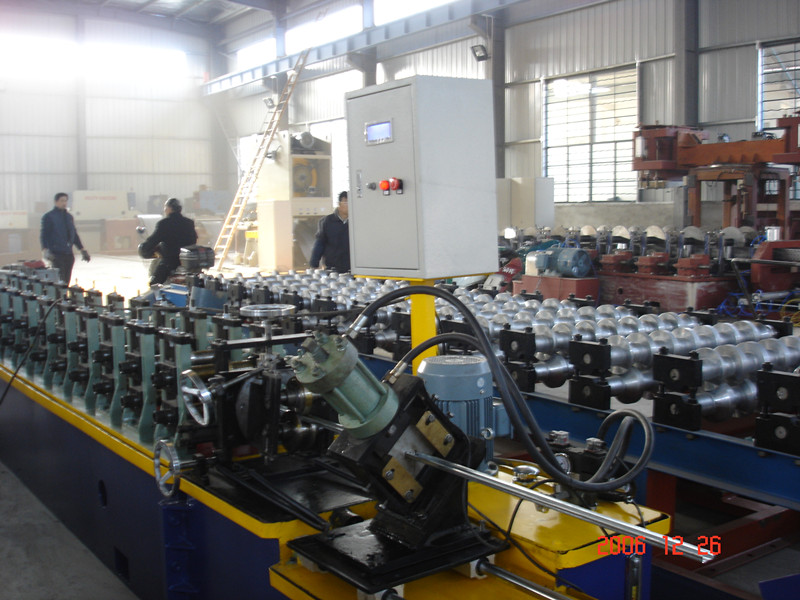 China Light steel keel roll forming machine supplier/production line