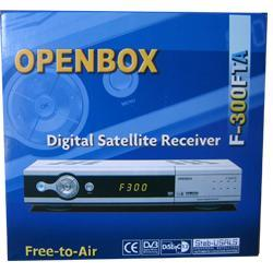 Openbox F300 Receiver