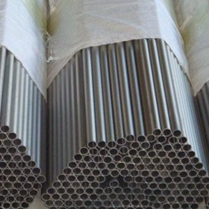 PE Stainless Steel Tube, A249 TP316L, DN25 OD, 20FT Length