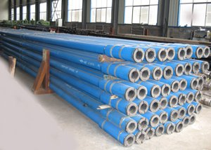 NC46 Heavy Weight Drill Pipe, AISI 4145H