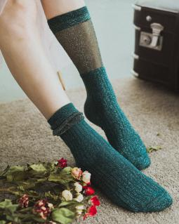 Autumn and winter heap heap socks New style of fashion socks