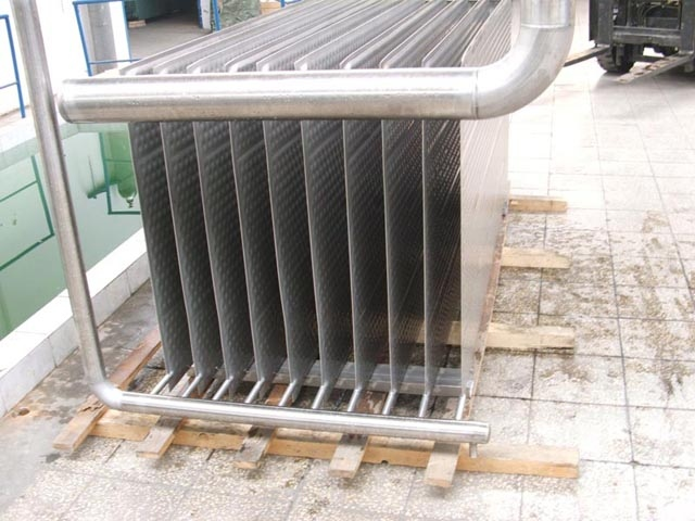 Pillow Plate Heat Transfer Immersion Plate Heat Exchanger, Heater