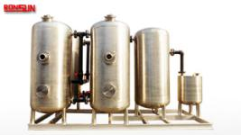 stainless steel Biogas desulphurization and treating equipment