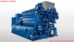 500KW-1000KW new energy type biogas powered generator set with MWM engine