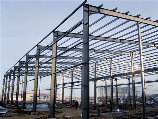 Light Steel Structures for Industrial Buildings ,Bridge,Factories and Stadiums