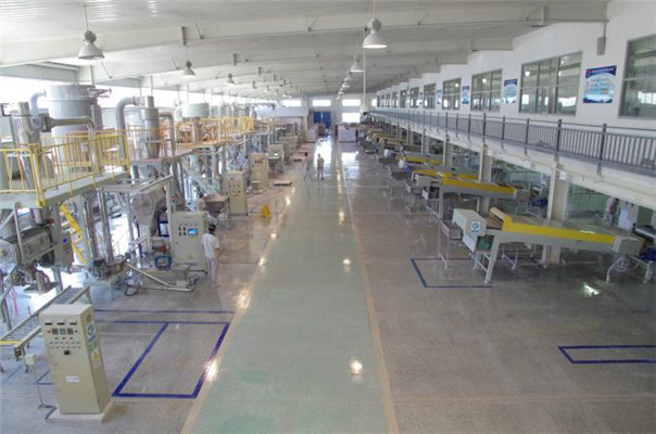Strong Acid and Alkali Resistant Flooring for Chemical Processing Industry Projects