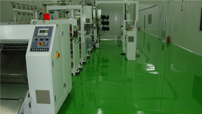 Anti static Flooring for The Factories Avoiding Electrostatic Spark and Electromagnetic Wave Interference