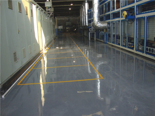 Useful Conductive Flooring in The Food Processing Plants