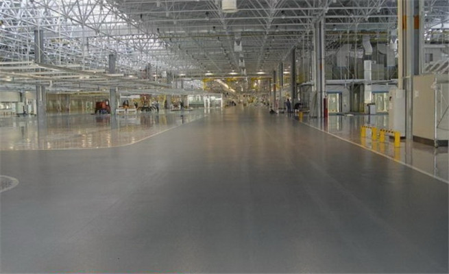 Commercial Performance Heavy Duty Flooring and Coatings for concrete floors