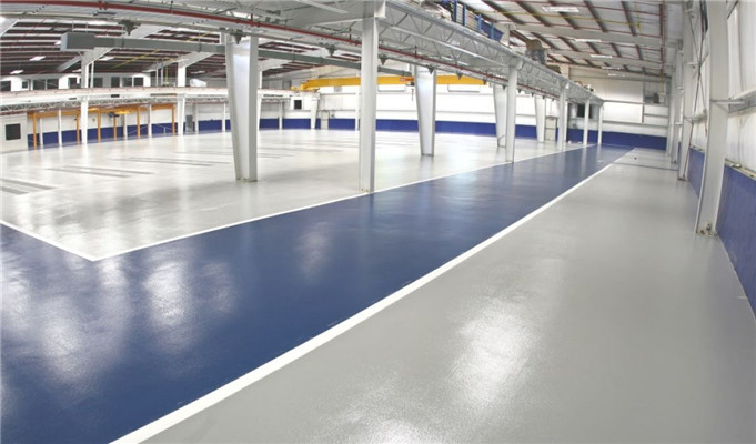 Moisture Mitigating Industry  Flooring Against The Damp Weather and Corrosion
