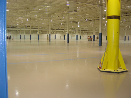 Polymer Flooring Providing Solutions for Substrate Protection