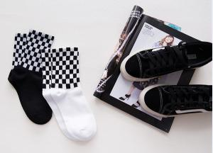 female-style fashion socks Autumn socks Cotton stocking