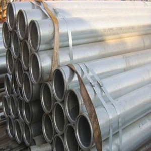 A53 Grooved Galvanized Pipe, SCH 40, 6 Inch