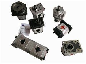Chinese gear pump manufacturers