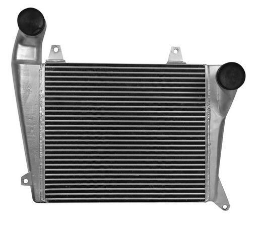 Freightliner heavy duty aluminum intercooler /charge air cooler 441144