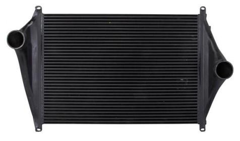 Freightliner heavy duty aluminum intercooler /charge air cooler 441147