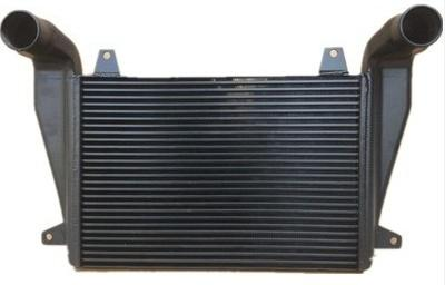 Freightliner heavy duty aluminum intercooler /charge air cooler 441107