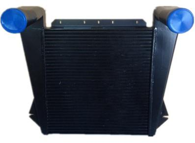 Peterbilt heavy duty aluminum intercooler /charge air cooler 441110