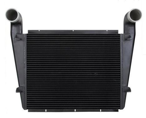 MACK heavy duty aluminum intercooler/charge air cooler 441158