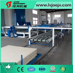 light weight MGO board production line/making machine