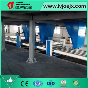 Fire-resistant mgo board making machine