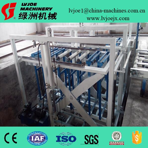 Fire-resistant magnesium oxide wall board machinary