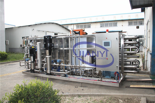 Tubular pasteurizer | UHT machine manufacturer JIANYI Machinery