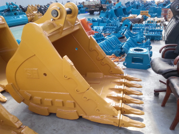 Brunel Hardness 420 Material Digger Bucket Digger Attachments