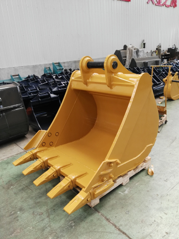 crawler excavator general purpose earthmoving bucket