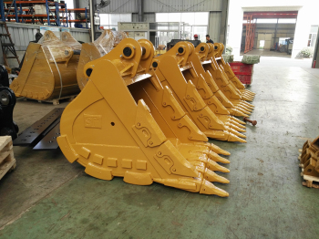 Shenfu excavator heavy duty bucket attachments