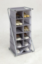 portable Free standing cubby shoe rack wholesale