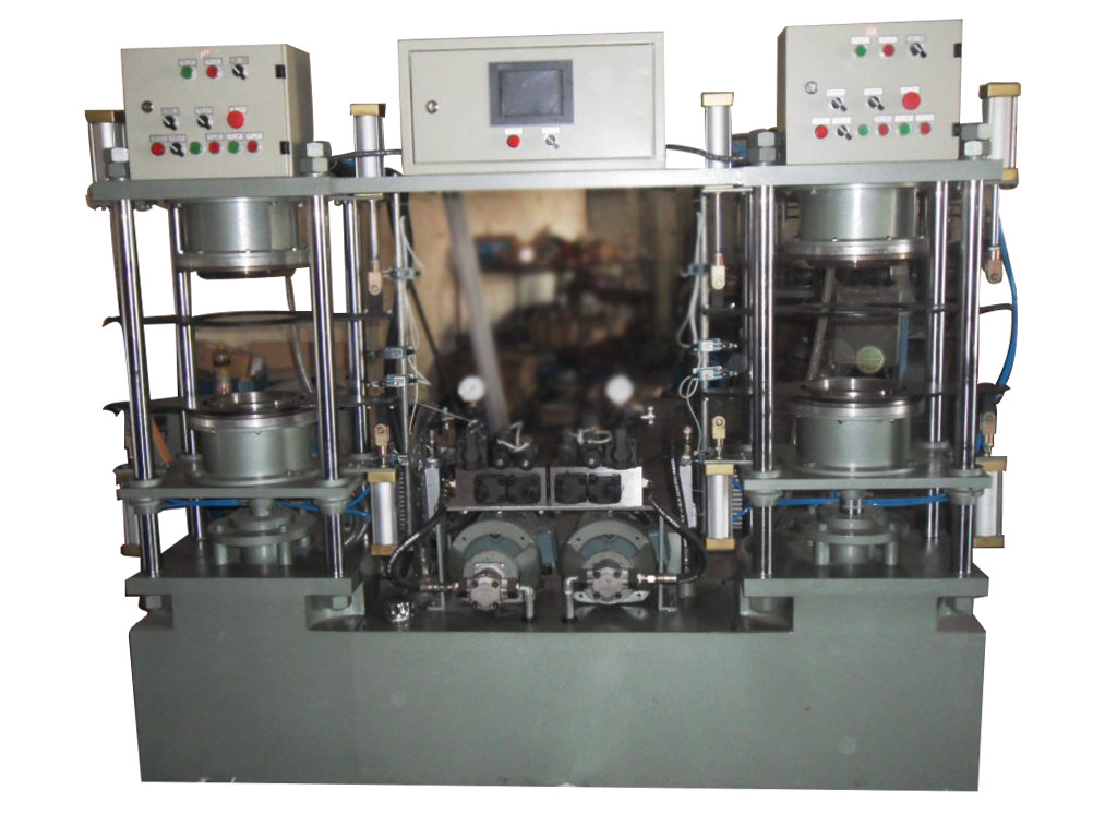 All kinds of Rubber Bladder Curing Machine Meet Customer's Requirement