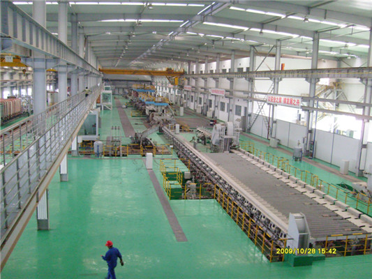 Rebar Hot Rolling Mill Production Line