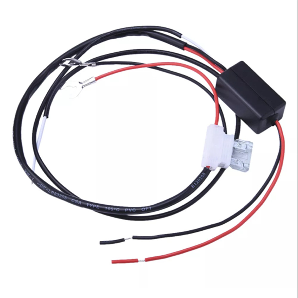 Automotive-LED-Daytime-Running-Light-DRL-Auto-On-Off-Controller-Car-Truck-12V-DC