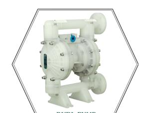 Fluid convey equipment full plastic Pneumatic Diaphragm/Piston Pump spare parts and Accessories