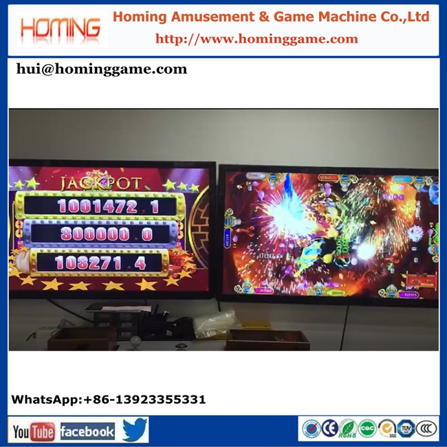 2017 50% profitable Ocean King 3 Jackpot Bonus Revenge arcade IGS fish game machine with multiplier