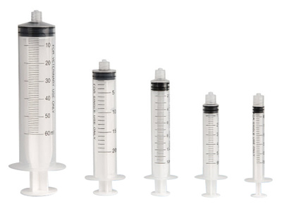 Veterinary Disposable Syringe