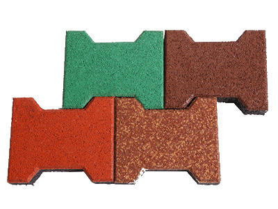 Rubber Pavers Dogbones