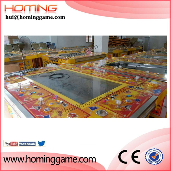 Top One Quality Game Fish Game Table Gambling(Ocean King 3)with Bill Acceptor and Printer(hui@hominggame.com)