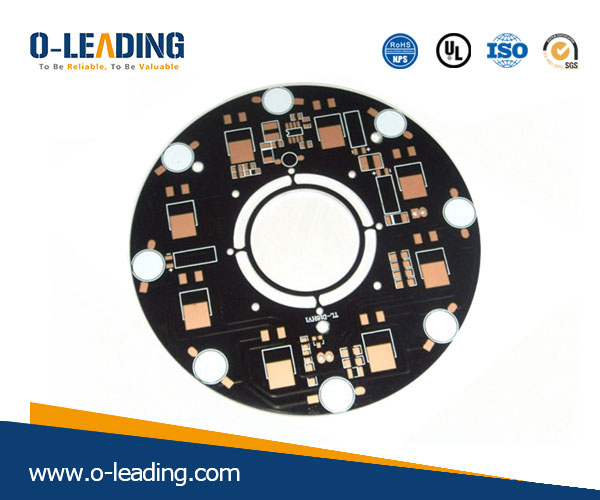 High power led aluminum pcb china, PCB factory who export the goods to Europe