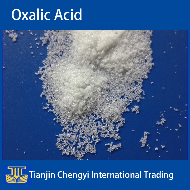 Made in China oxalic acid in bulk price